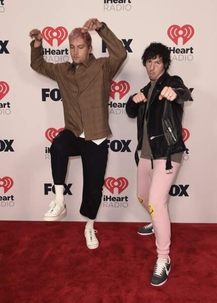 Twenty One Pilots aux iHeartRadio Music Awards 2021