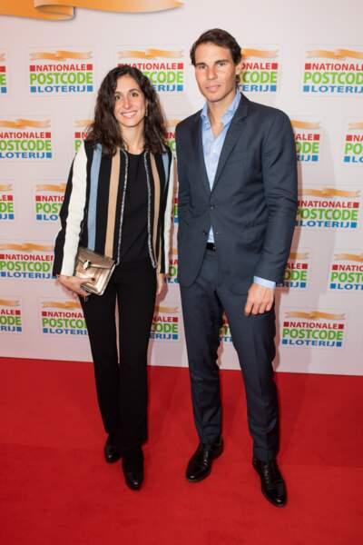 Rafael Nadal et Xisca Perello