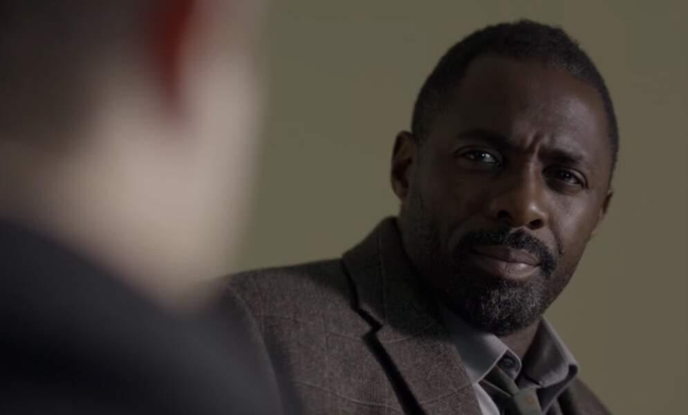 Idris Elba incarne John Luther