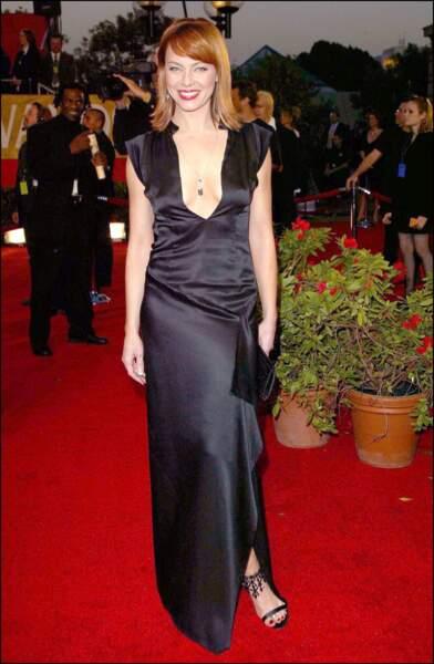 Melinda Clarke aka Julie Cooper avant