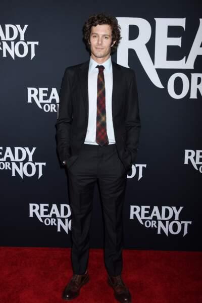 Adam Brody aka Seth Cohen après