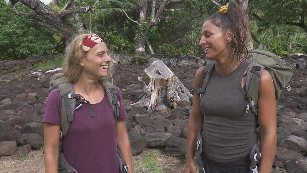 Koh Lanta en Polynesie: les Armes Secretes. Emission 13