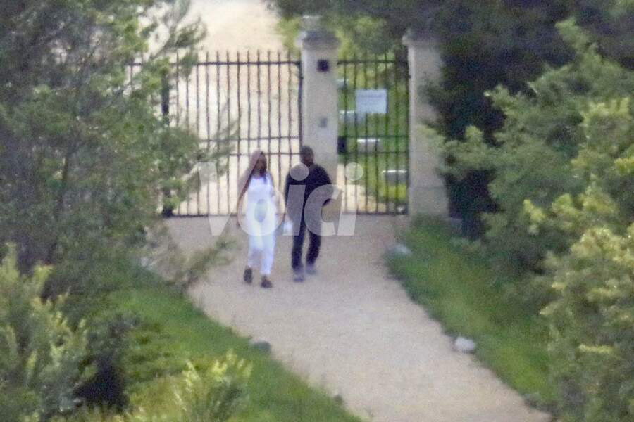 Kanye West et Irina Shayk en couple : il a privatisé le domaine La Coste à Aix-en-Provence