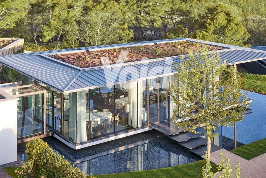 Hôtel Villa La Coste à Aix-en-Provence privatisé par Kanye West pour son week-end en amoureux avec Irina Shayk