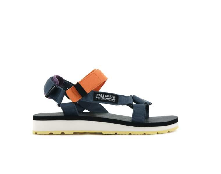 Sandales confort, Palladium, 64,95 €