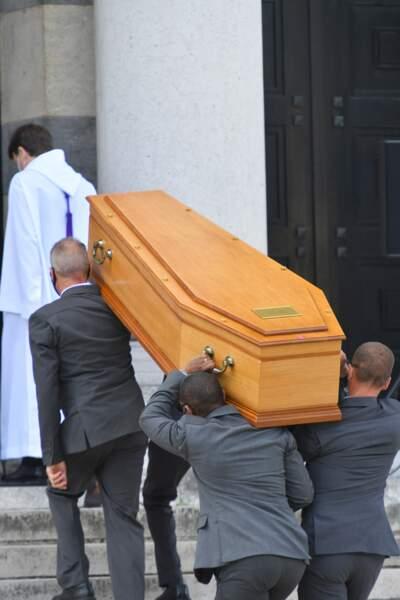 Obsèques de Dennis Berry à Paris