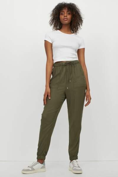 Pantalon cargo, H&M, 14,99€