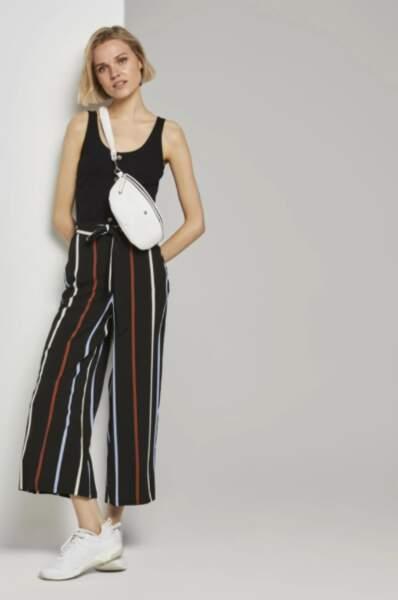 Pantalon culotte, Tom Tailor Denim, 26,99€