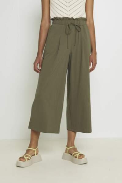 Pantalon culotte, ONLY, 34,99€