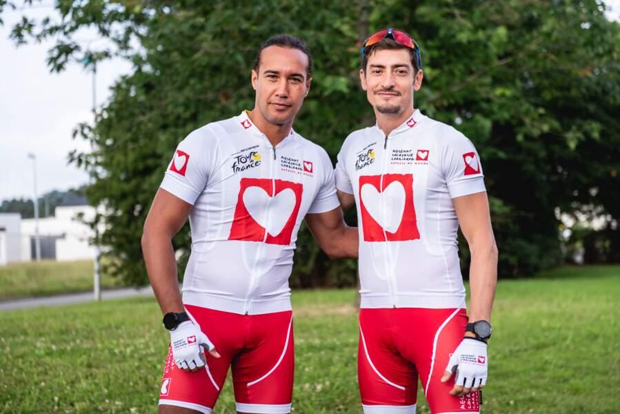Laurent Maistret et Claude Dartois