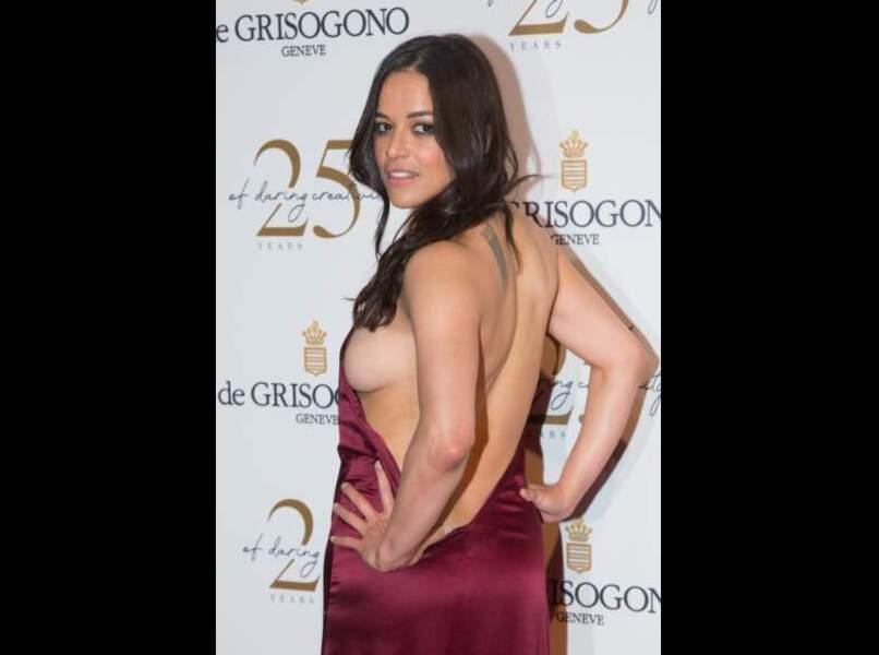 Michelle Rodriguez en 2018