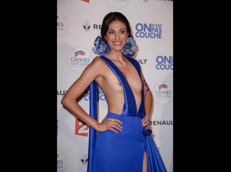 Abigail Lopez en 2017