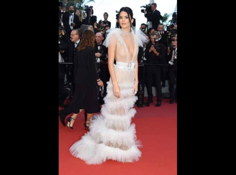Kendall Jenner en 2018