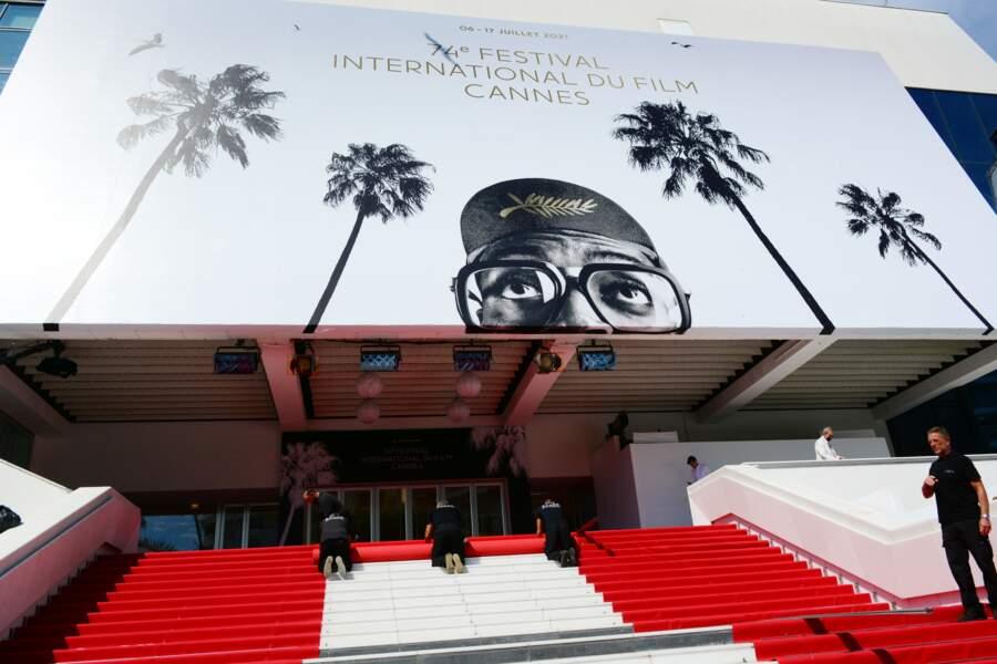 Le festival de Cannes 2021, c'est parti !