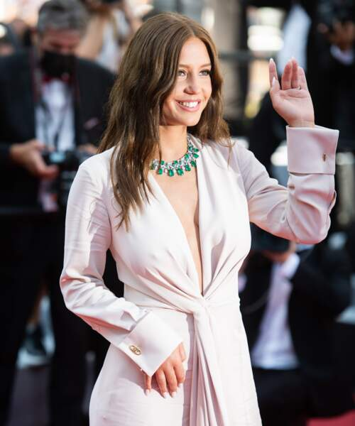 Adele Exarchopoulos au Festival de Cannes