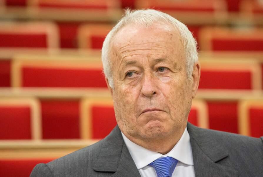 Alain Merieux, administrateur de bioMérieux, nommé grand-croix de la Légion d'honneur, 14 juillet 2021