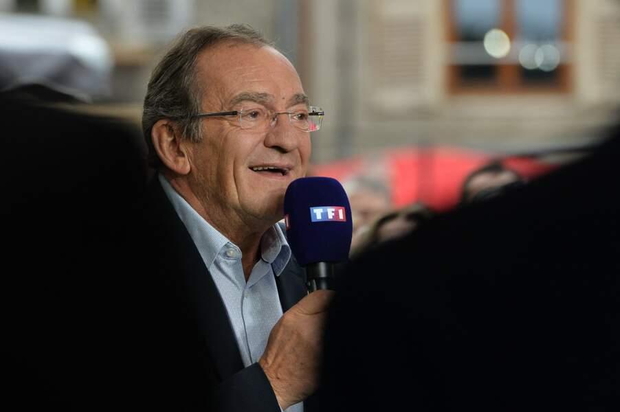 Jean-Pierre Pernaut nommé chevalier de la Légion d'honneur, 14 juillet 2021