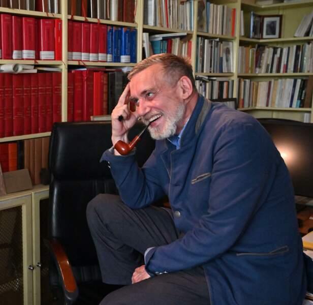 L'écrivain Francois Sureau nommé chevalier de la Légion d'honneur, 14 juillet 2021