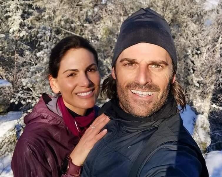 Laetitia Bléger et Mike Aigroz