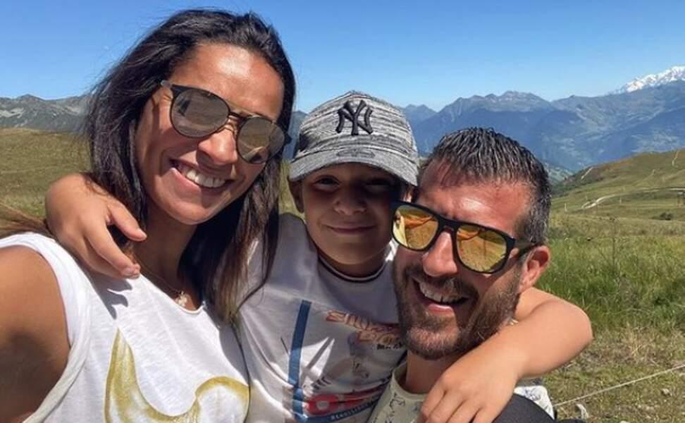 Cindy Fabre, Jean-Marc et Elio