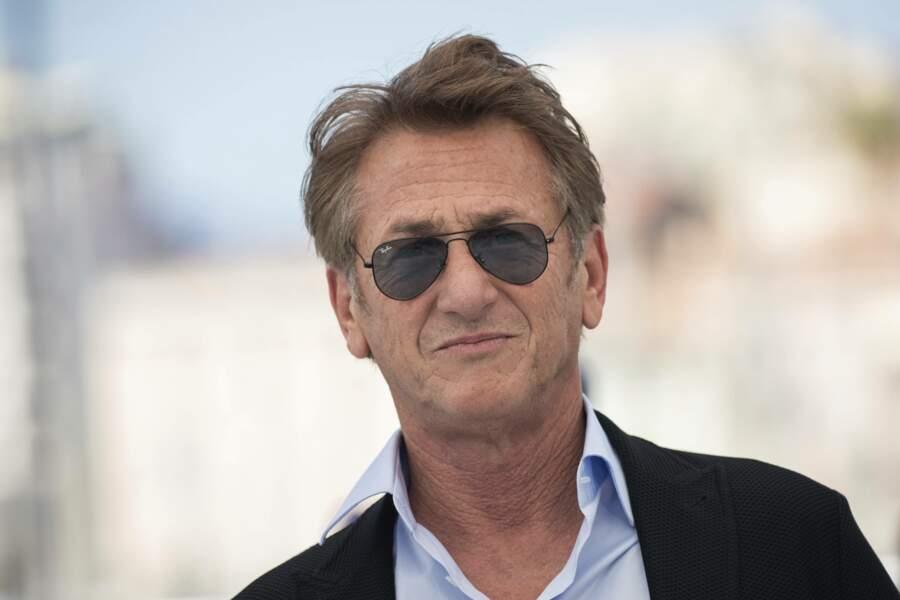 Sean Penn est le réalisateur de Flag Day