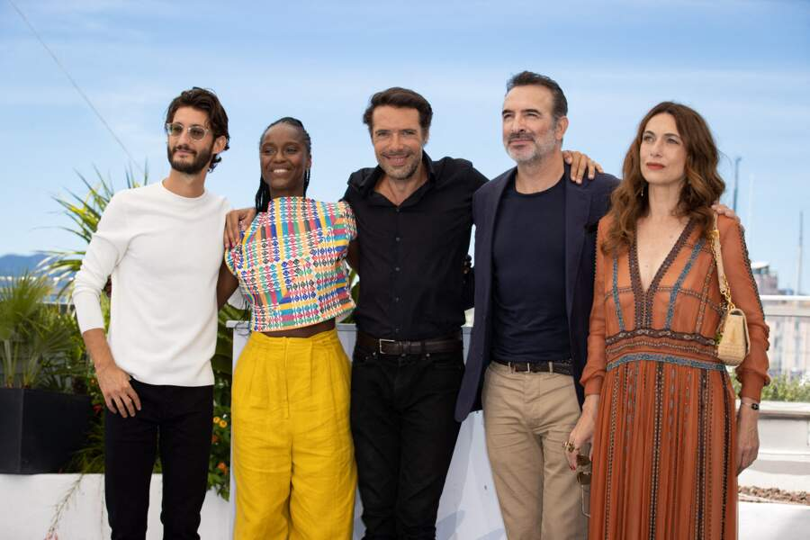 Cannes - OSS 117: From Africa With Love Photocall