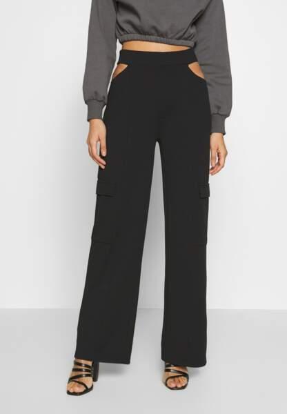 Pantalon classique cut out, Nly by Nelly sur Zalando, 35,95€
