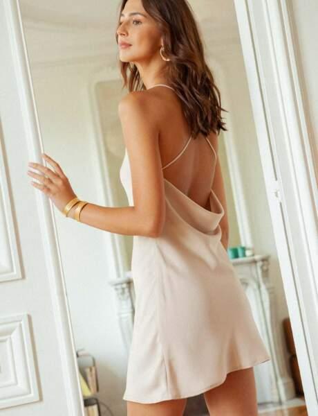Robe sable Latika, Kouka, 28€