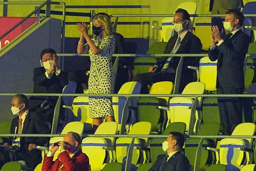 Le prince Albert II s'est rendu seul à la cérémonie d'ouverture des Jeux Olympiques de Tokyo