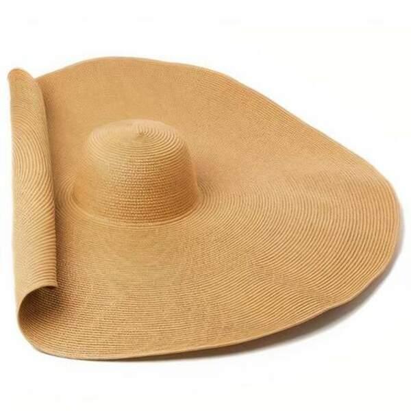 Grand chapeau de paille, Chapeau-de-paille.fr, actuellement à 31,90€