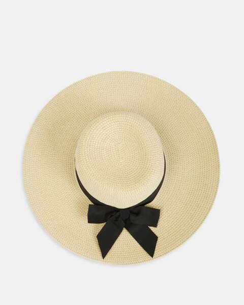 Chapeau de paille, Minelli, 39€