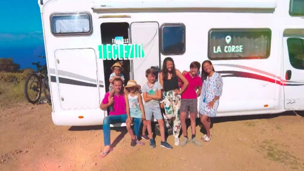 La famille Leclezio