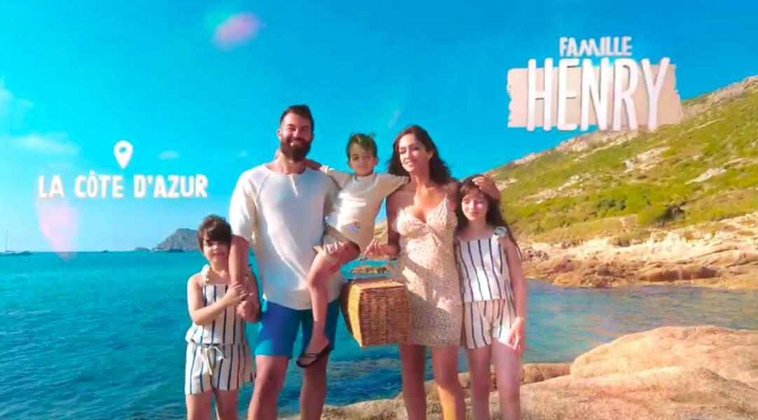 La famille Henry