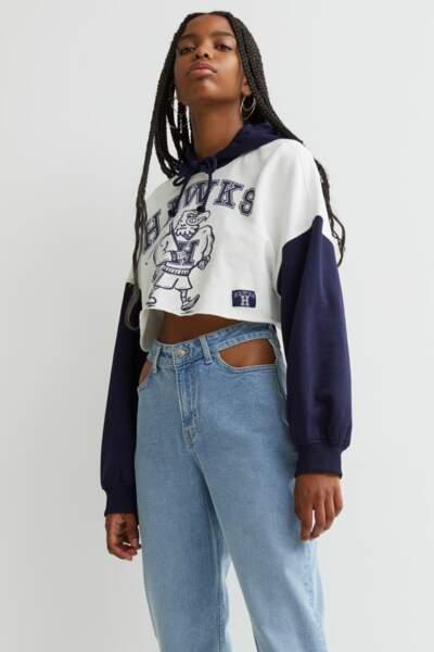 Jeans Cut Out, H&M, 24,99€