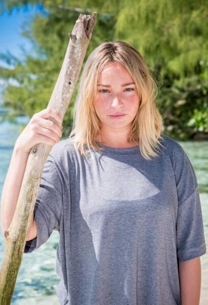 Cindy : 33 ans 1 participation : Saison 20, La guerre des chefs (Fidji 2019)