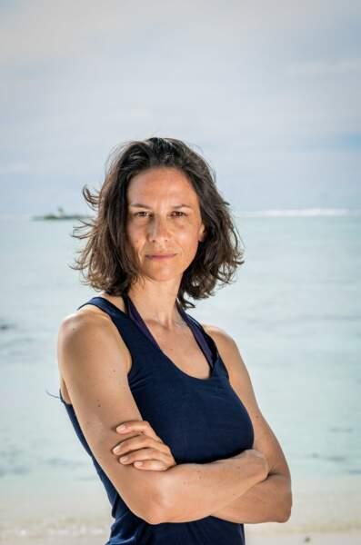 Christelle : 40 ans 2 participations : Saison 8, Caramoan (Philippines 2008) / Le retour des héros (Amazonie 2009)