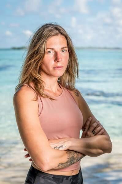 Alix : 30 ans 1 participation : Saison 21, Les 4 terres (Fidji 2020)