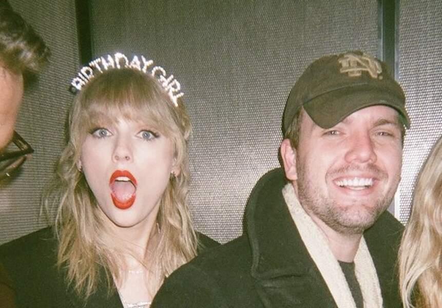 Taylor Swift et Austin
