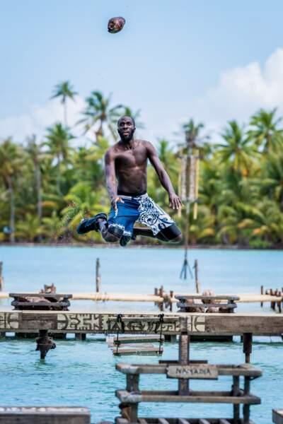 Koh-Lanta, La Légende - Epreuve masculine : Pirates
