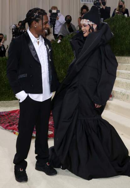 Rihanna et ASAP Rocky