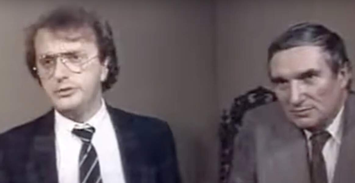 Maître Weltzer, l'avocat de Bernard Laroche