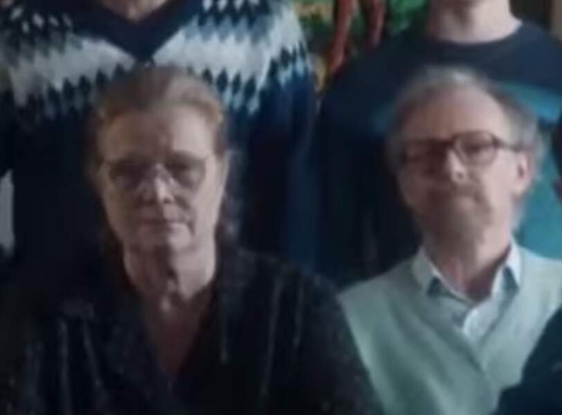 Anne Benoît  et Jean-Yves André
