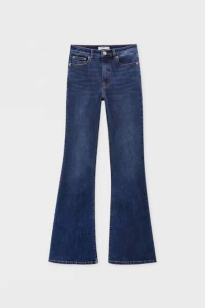 Jean flare basique, Pull&Bear, 25,99€