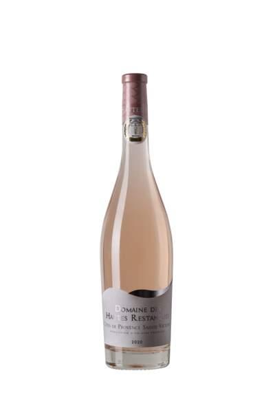 Côtes de Provence Sainte-Victoire, 6,99€, Domaine des Hautes Restanques chez Lidl.