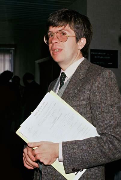 Le juge Jean-Michel Lambert