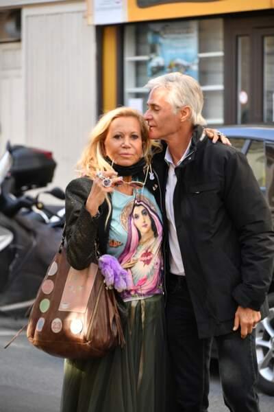Fiona Gélin et Cyril Viguier