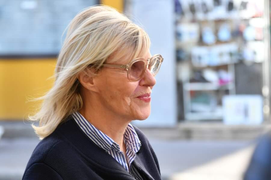 L'humoriste Chantal Ladesou