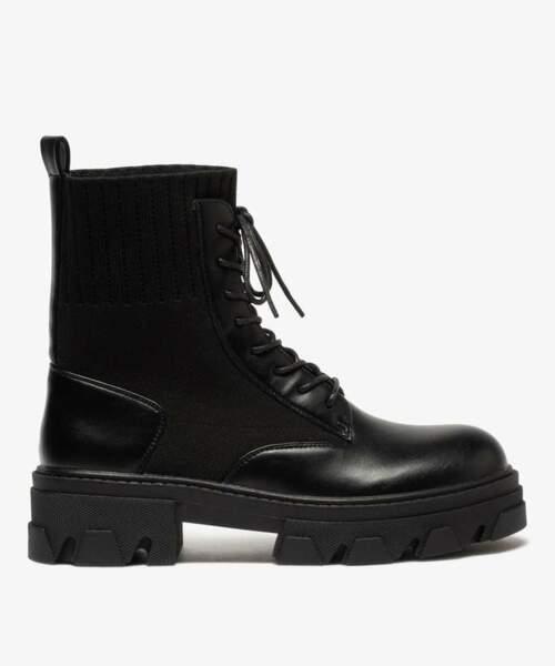 Gémo, boots, 39,99 €