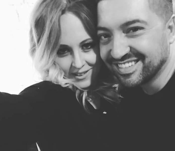 Chris Marques et Jaclyn Spencer