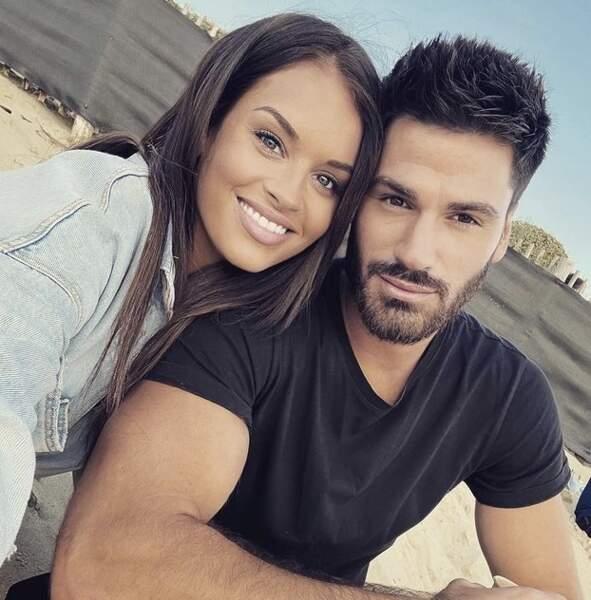 Jordan Mouillerac et Jessica